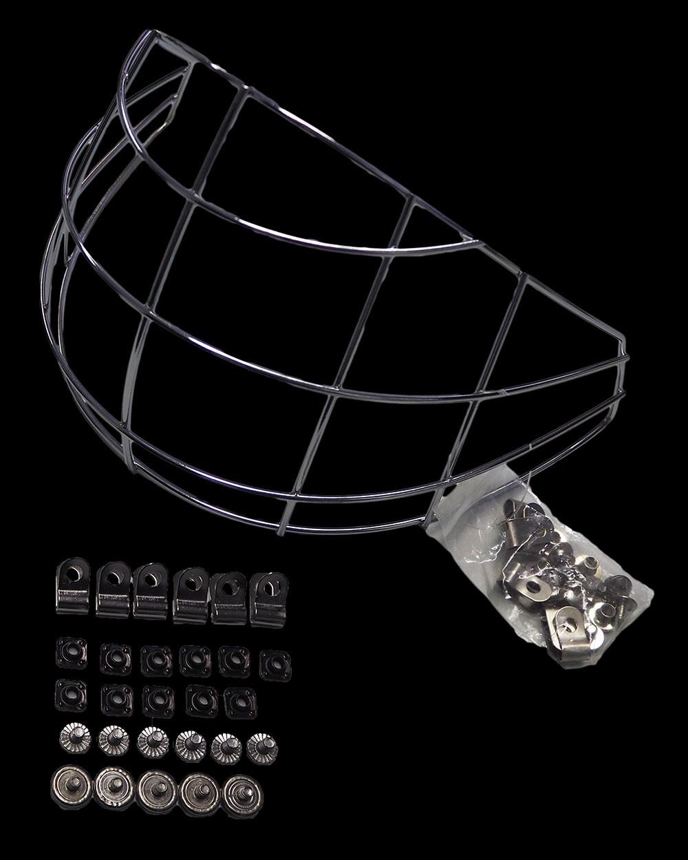 unihoc Ersatzgitter Standard chrome
