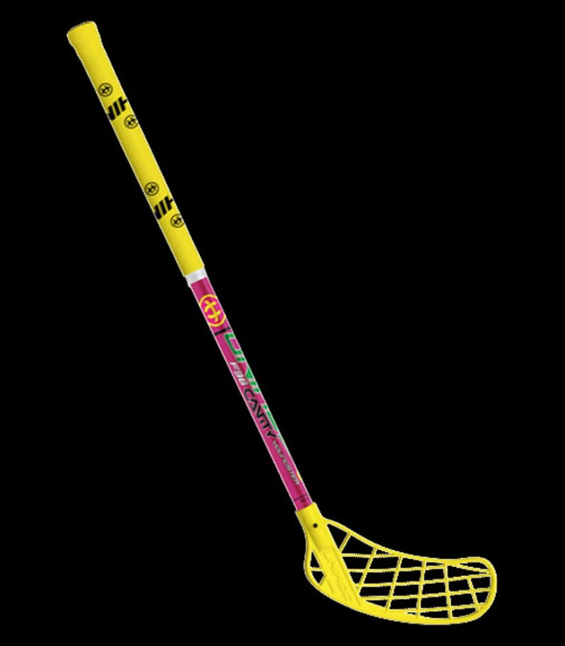 unihoc Cavity Youngster gelb-pink
