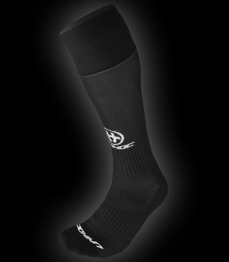 unihoc Socken Success schwarz