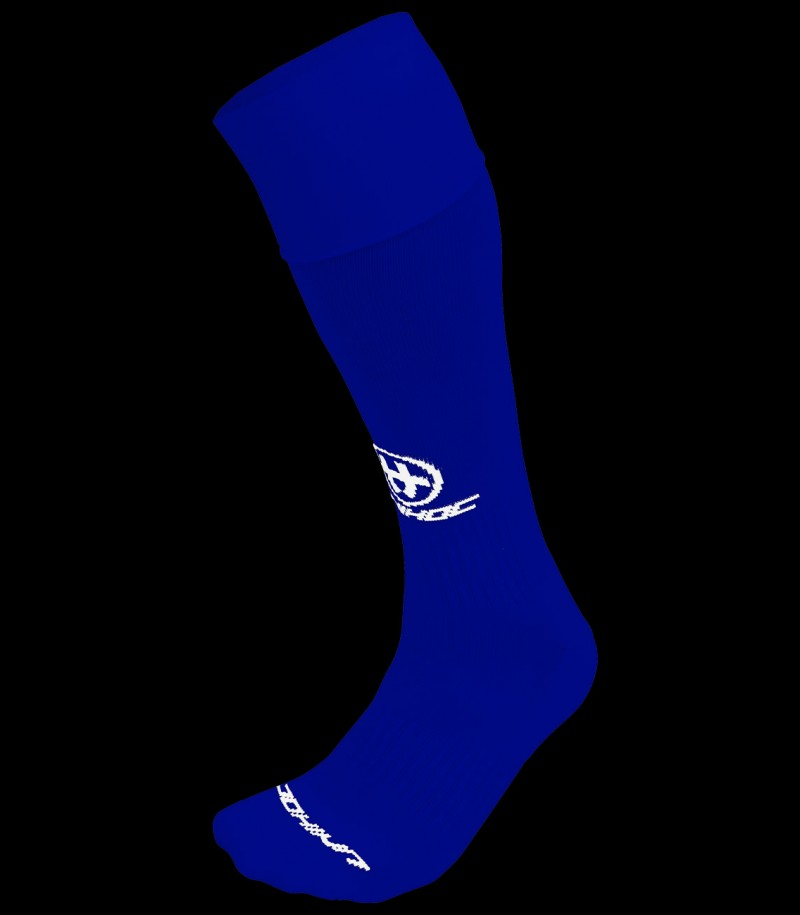 unihoc Socken Success blau