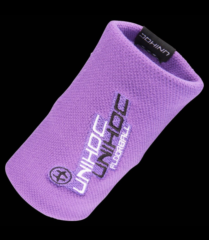unihoc Schweissband Gemini purple