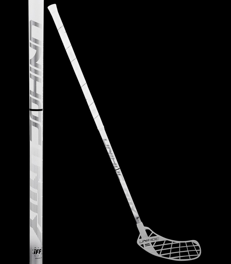 unihoc Unity Top Light II 24 white/silver