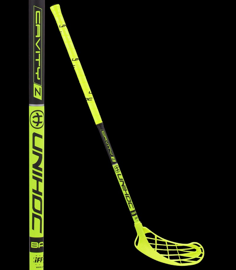 unihoc Cavity Z 32 neon yellow/black