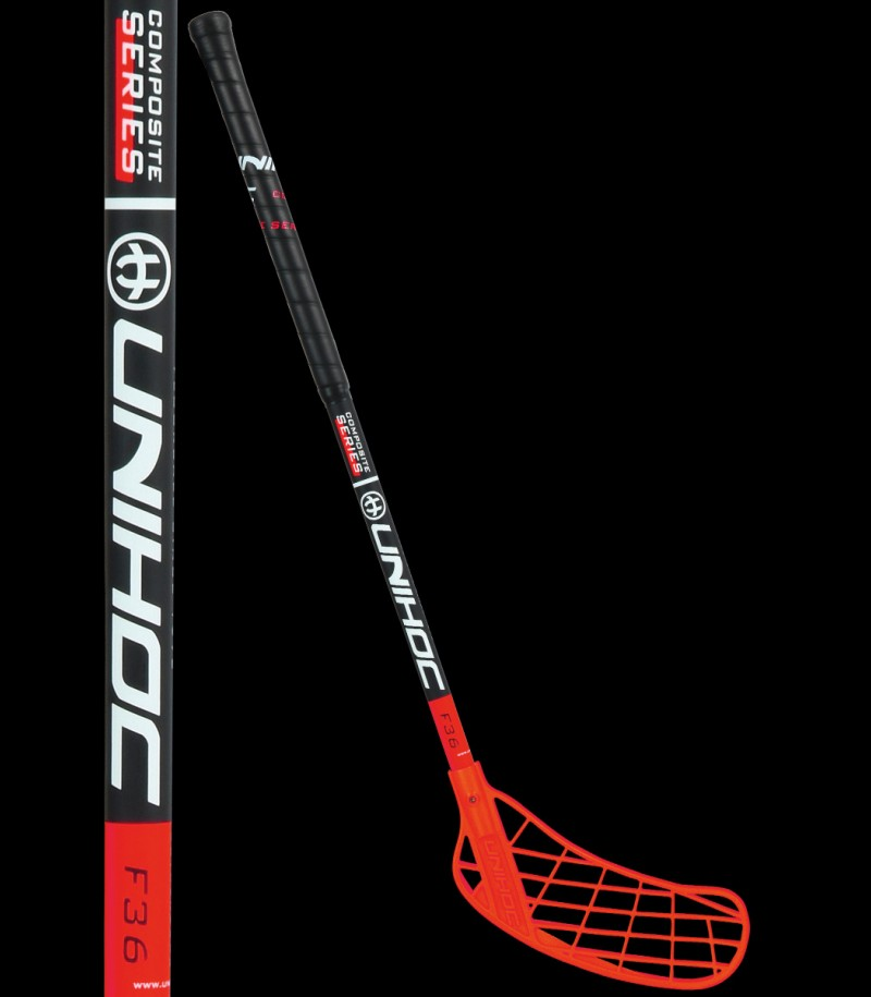 unihoc Nino Youngster 36 black/red
