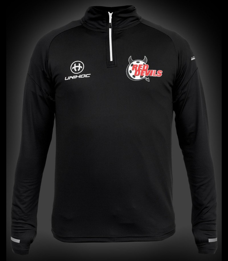 unihoc Warm-up Longsleeve Technic Red Devils