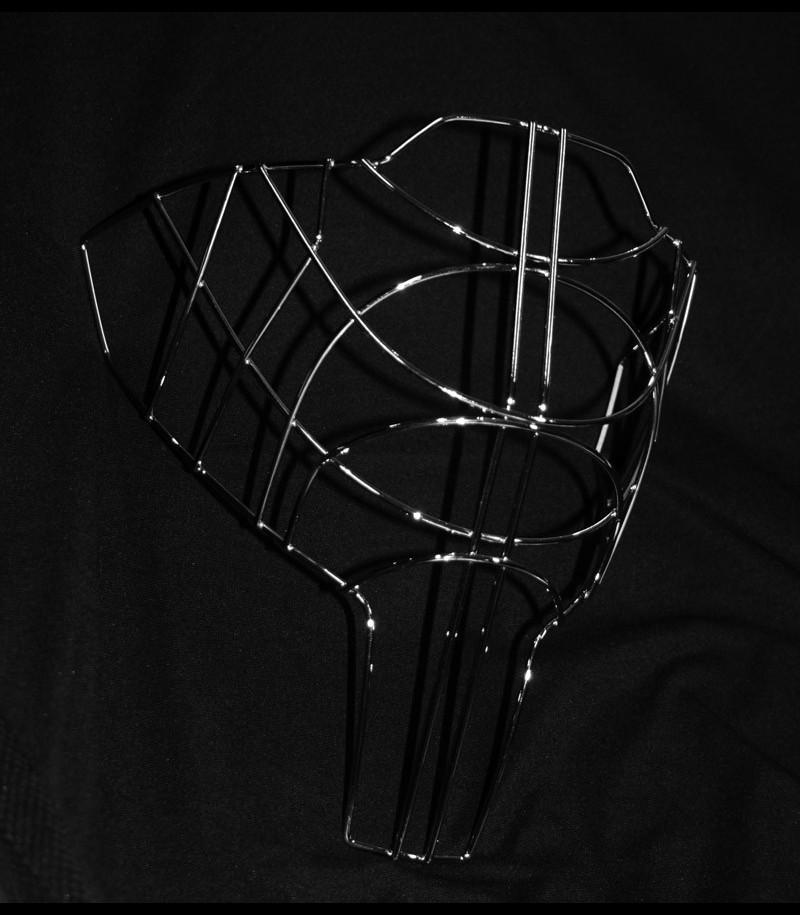 unihoc Ersatzgitter Canada (zu Masken Optima und Feather 66)