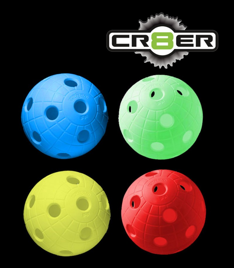 unihoc Matchball CR8ER assortiert (100er Pack)