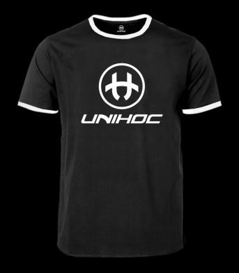 unihoc Trainingsshirt Breeze schwarz