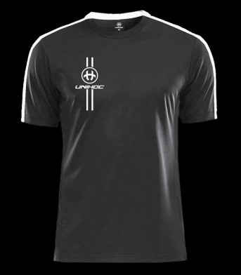 unihoc Shirt Arrow Junior black