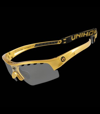 unihoc Sportbrille Victory Kids gold